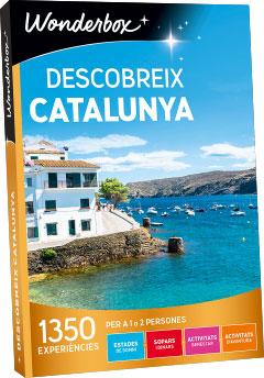 Descubre Cataluña - Regalo
